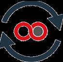 Pictogramme synchronisation Jooxter répertoire utilisateur